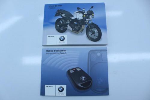 Manuel d'utilisation BMW F 800 R 09-12