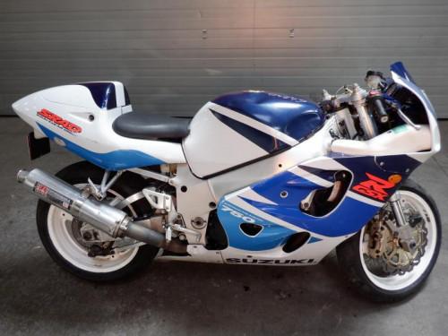 SUZUKI GSX-R 750 96-99