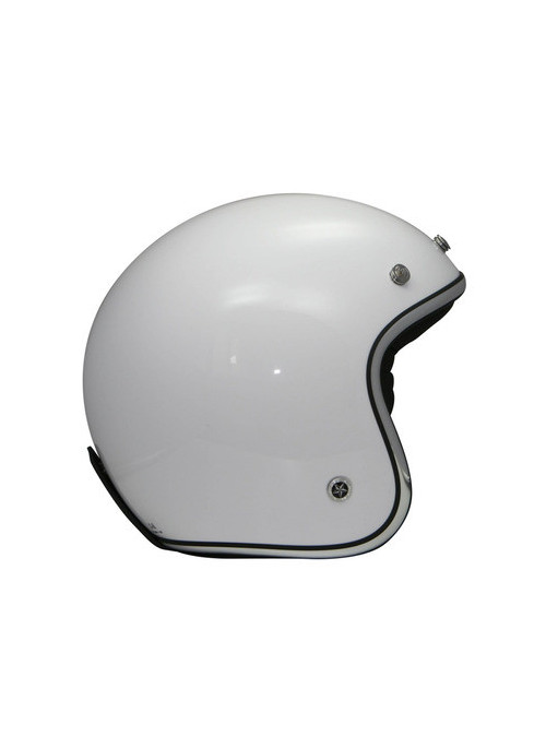 CASQUE GPA CARBON LEGEND BLANC BRILLANT S
