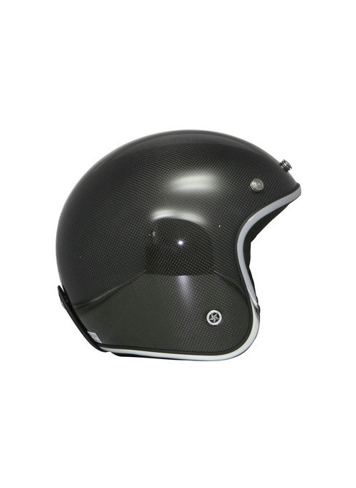 CASQUE GPA CARBON LEGEND NOIR MAT XS