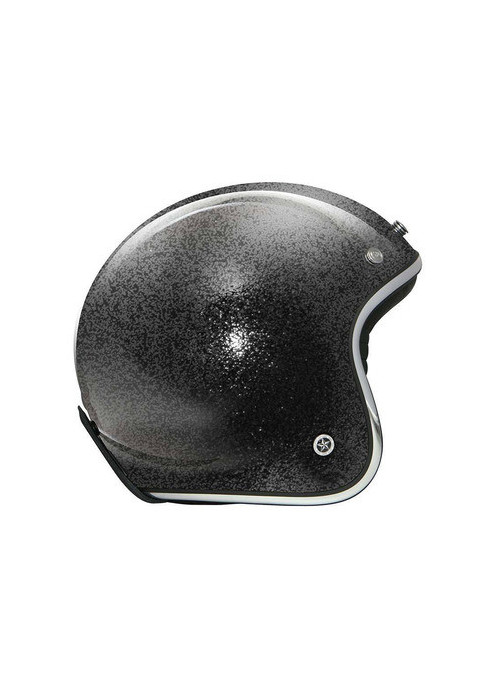 CASQUE GPA CARBON LEGEND FLAKE NOIR XS