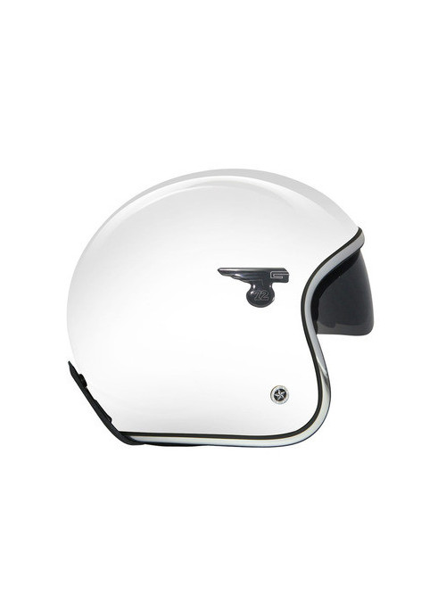 CASQUE GPA CARBON SOLAR BLANC BRILLANT XL