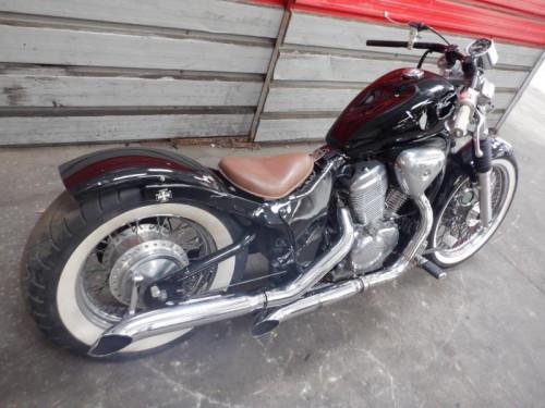 HONDA 600 SHADOW