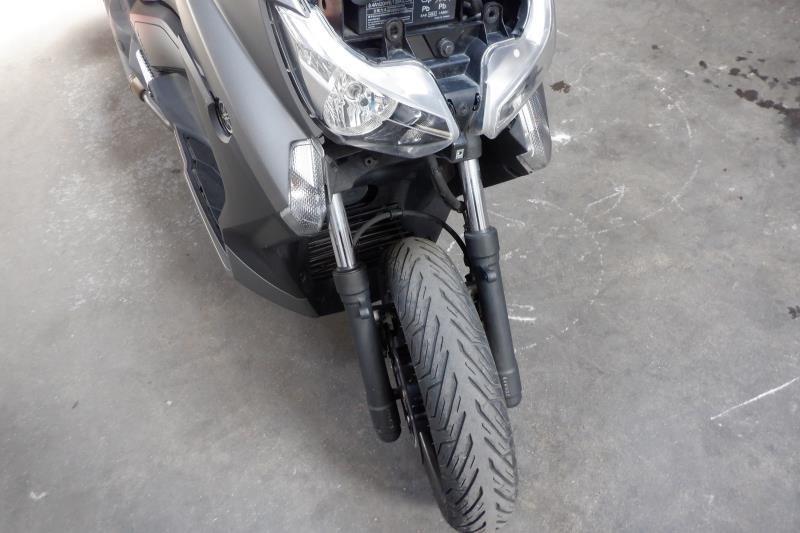 YAMAHA 400 XMAX