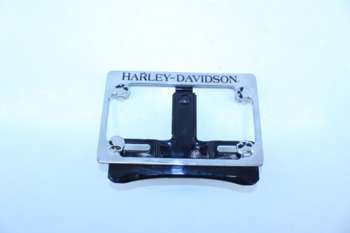 Support de plaque et eclairage HARLEY DAVIDSON 1690 DYNA LOW RIDER FXDL 2014 - 2017