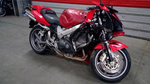 HONDA 800 VFR