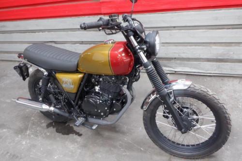 BRIXTON 250 CROMWEL 250