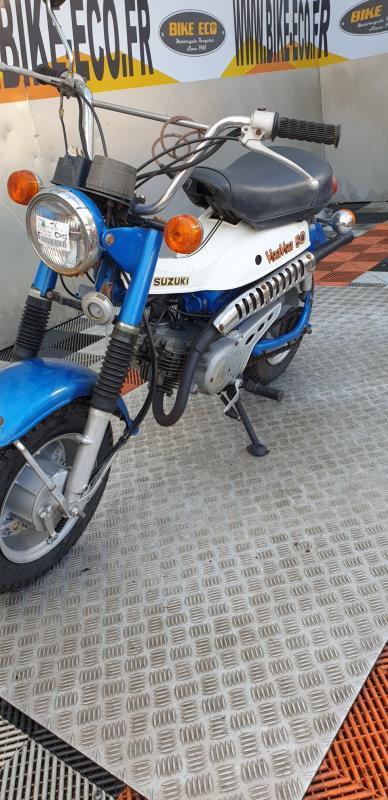 SUZUKI 50 RV