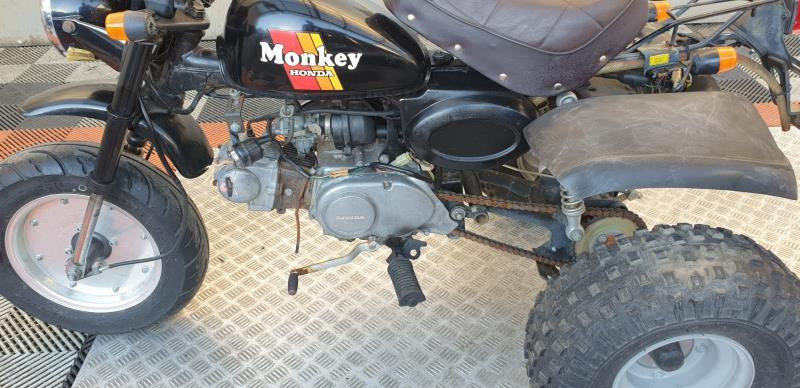 HONDA MONKEY 50 TRIKE
