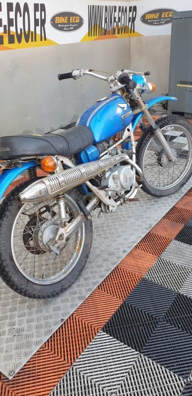 HONDA SL 90