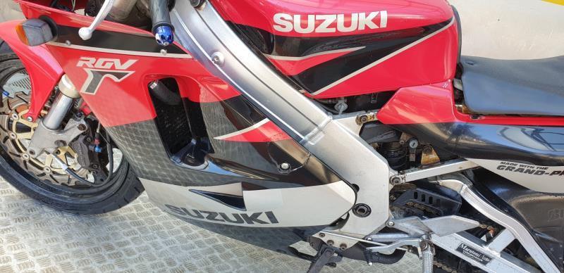 SUZUKI RGV 250 89-90