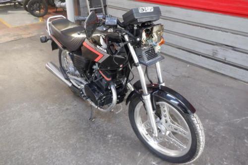 HONDA CB125 TD