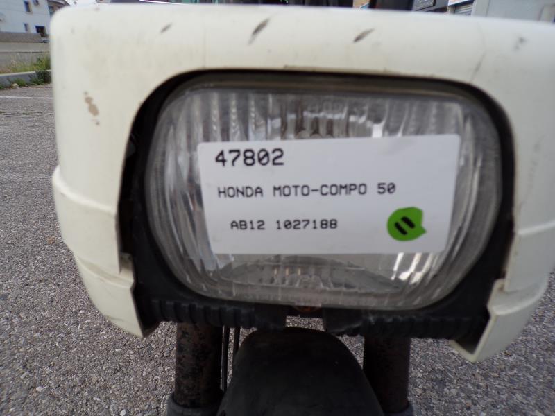 HONDA -COMPO 50