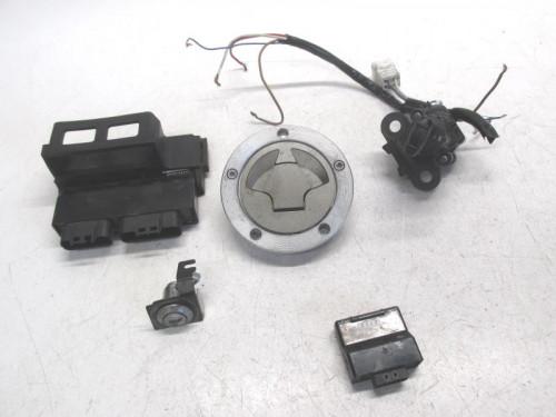 Jeu de serrure contacteur a cle KAWASAKI ZX-10 R 2011-2014 ABS