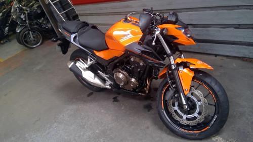 HONDA 500 CBF
