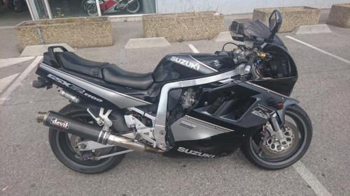 SUZUKI GSX-R 1100