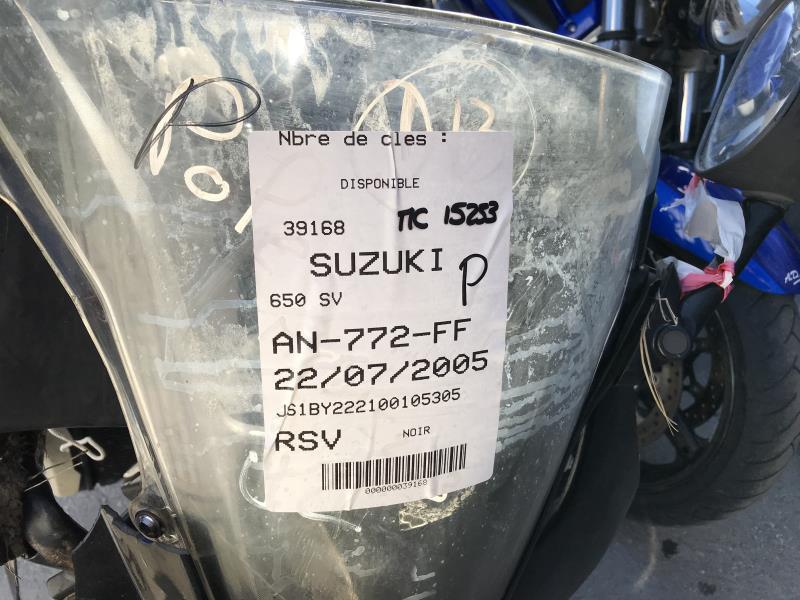 SUZUKI SV N 650 04-09