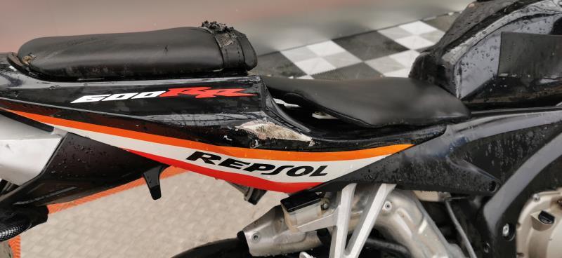 HONDA CBR 600 RR (2003-2006)