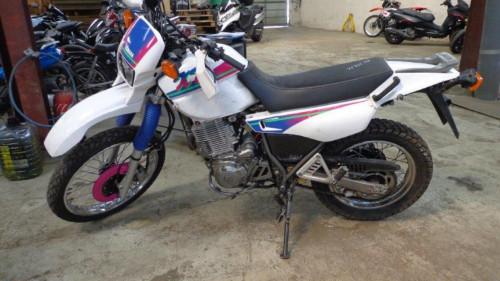 YAMAHA 600 XTE