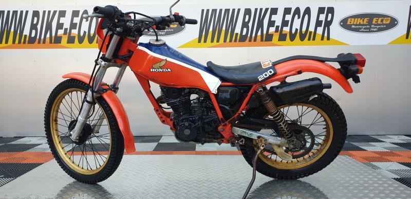 HONDA 200 TLR