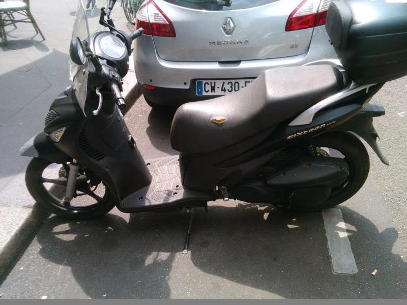Suzuki sixteen - Moto e Scooter In vendita a Oristano