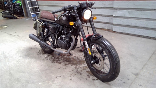 ARCHIVE RCYCLE SCRAMBLER 125 CAFE RACER