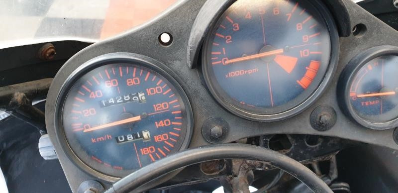 HONDA NS250 R