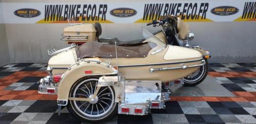 HARLEY DAVIDSON FLHT 1340 SIDE CAR