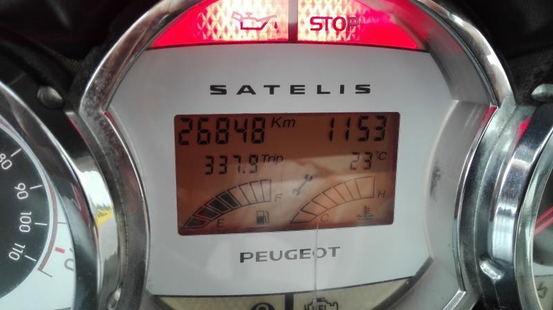 PEUGEOT SATELIS 400 07-12