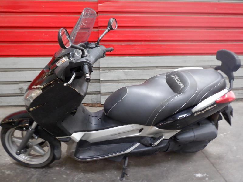 MBK 125 XMAX